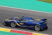 Ferrari Racing Days Spa 11.05.2018