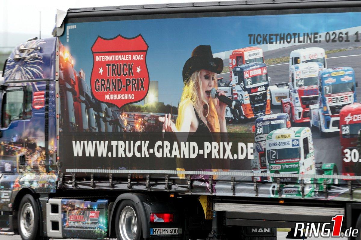 Foto Galerie Adac Truck Gp 2017 Ring1de